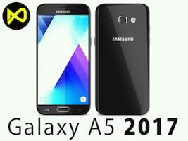 New Samsung Galaxy Android smartphone A5