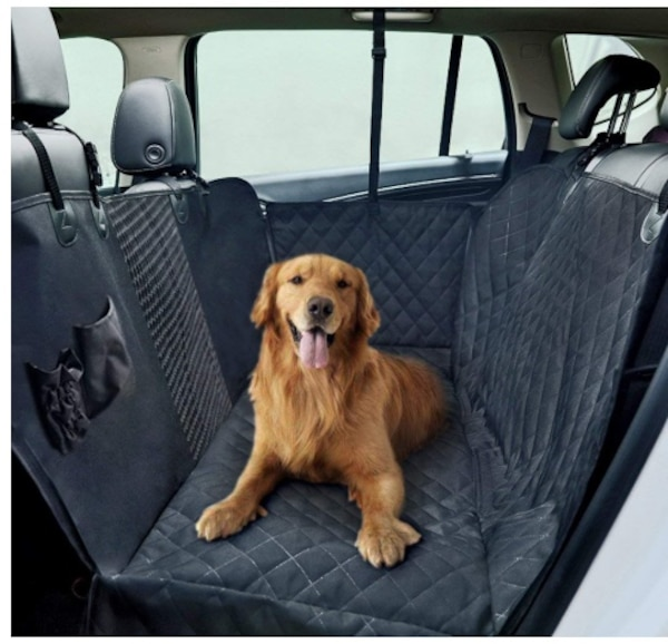 Backseat Dog Hammock >> Dog Seat Covers With Hammock For Cars Trucks And Suvs Waterproof Dog Car Hammock With Mesh Window And Side Flaps Durable Anti Scratch Nonslip