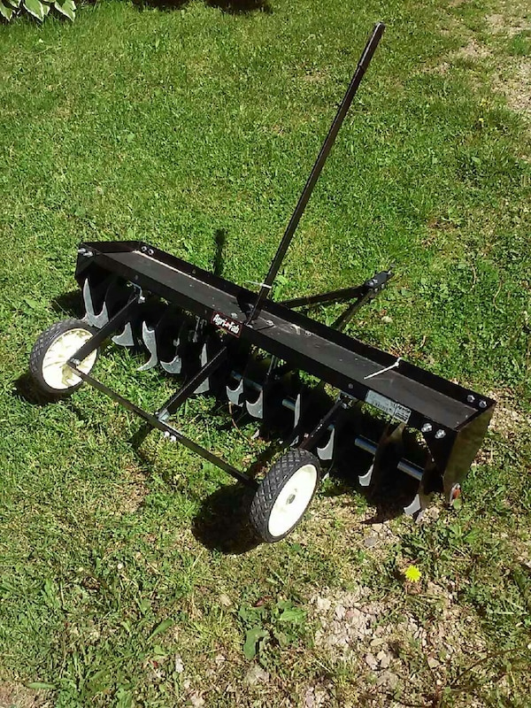 Lawn Aerator For Sale >> Lawn Aerator