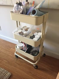 IKEA 3 tier utility cart New York, 10023