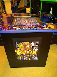 New cocktail table arcade with 60 games York, 17408