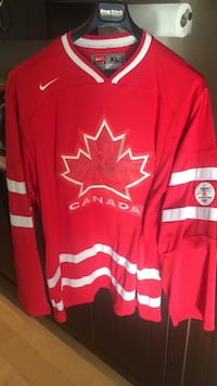Team Canada Jersey Vancouver 2010 Mississauga, L5B 3Z9