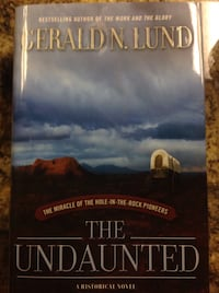 gerald n. lund's the undaunted McCall, 83638