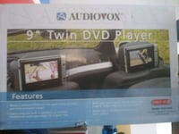 Audiovix Dual DVD car player Germantown