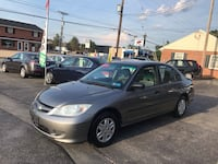 Honda - Civic - 2005 York