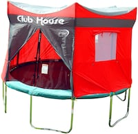 Propel Trampoline Club House **Cover Only**  , 12-Feet