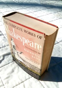 The Complete Works of Shakespeare 1936 Edition High Point, 27262