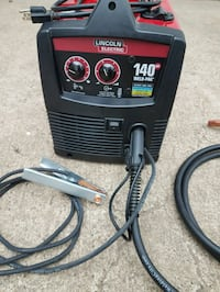 Lincoln 140hd wire welder $400