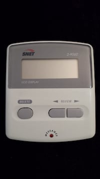 SNET Home Phone Answering Machine, Digital Messaging System,Voicemail Edmonton