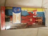 1999 Olympic Fan Barbie  Toronto, M6C 1C5