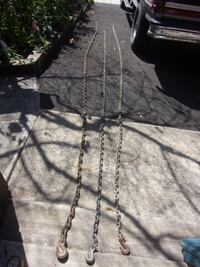 Assorted Size Tow Chains