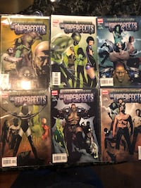 The Imperfects Comic Full Series Vol. 1-6 28 km
