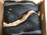 Keen safety boots size 11.5 - New Montreal, H4P 1P4