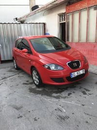 SEAT ALTEA 240.000 KM'DE 2005 MODEL