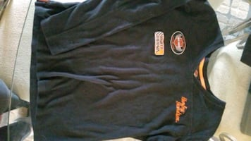 Harley Davidson long sleeve shirt Large