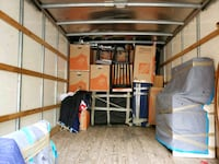Commercial residential moving Clifton, 07013