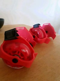 Heel wheels - attach to shoes and go  Ottawa, K1Z 6K8