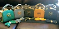 MK purse's with matching strap.  Columbus