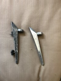 Fender ornaments for 63 or 64 Ford Falcon used  Huntington Beach, 92648