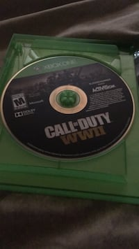 Call of Duty Black Ops 3 Xbox One game disc Winnipeg, R2X 0M5