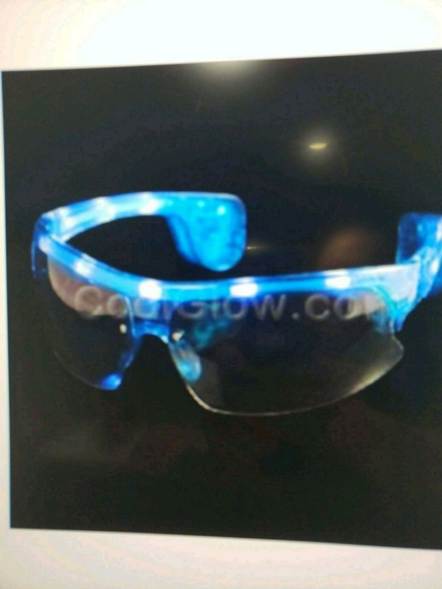 821ad55e02ce6 blue and black framed sunglasses for sale Pawtucket More pictures. Letgo