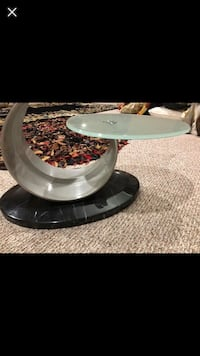 """Marble Base Coffee Table (45"""" x 26"""" W x 16"""" H ) Gainesville, 20155"""