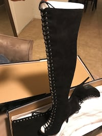 Boots brand new never worn size 7 Bakersfield, 93307