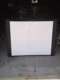 Projecter screen. Fordable without pole stand Littleton, 80120