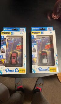 Virtual race cars Nashua, 03060