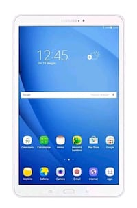 Galaxy tab a2016 10 pollici full hd + cover come n San Cesareo, 00030