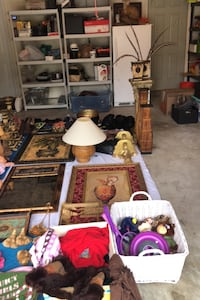 Moving sale Chantilly, 20152