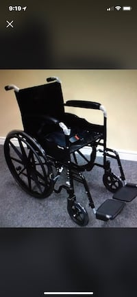 I need a Folding Wheelchair Newmarket