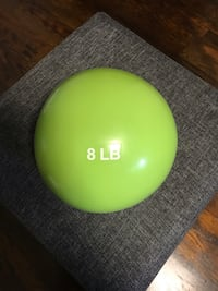 8lb weighted ball