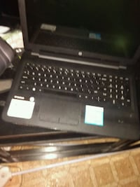 black and gray HP laptop Shortsville, 14548