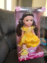 Beauty and the Beast Disney Doll Bristow, 20136