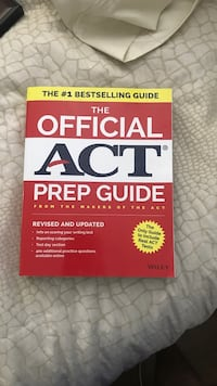 Official Act Test Prep Book Homewood, 35209