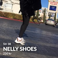 Nelly shoes Oslo, 0170
