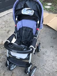 Graco Baby's black and purple stroller Overland Park, 66223