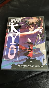 Samurai Deeper KYO tv series perfect collection