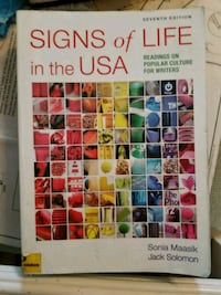 Signs of Life in the USA 7th Edition  Merced, 95341