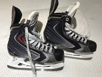 Black-and-white bauer inline skates Toronto, M9M 1R1