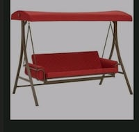 Looking for patio bench swing  Toronto, M1G 2N3
