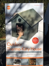 Thermal kitty house Ijamsville, 21754