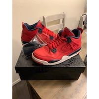 Air Jordan 4 retro Oklahoma City, 73110