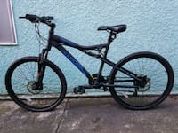 Diadora Novara full suspension mountain bike Vancouver, V5N 5H2