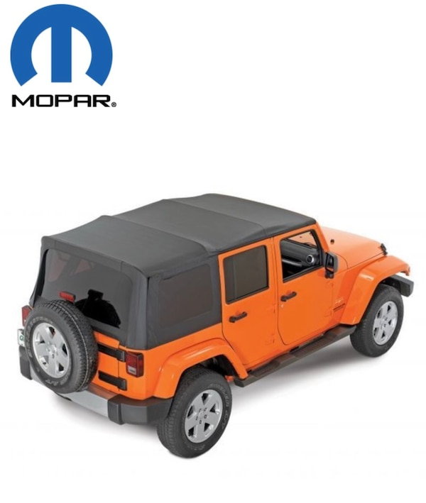 Jeep Wrangler Unlimited Soft Top >> Jeep Wrangler Unlimited Soft Top 2017 Oem Mopar