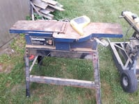 blue and black table saw Cambridge