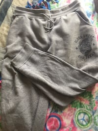 Blood Sweat and Beers Sweatpants Pants Grey XL