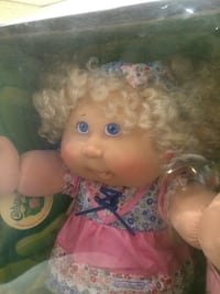 Cabbage patch doll $50 OBO! Calgary, T2W 0J7