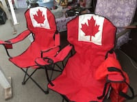 Canada day chairs  Lower Sackville, B4C 3A6
